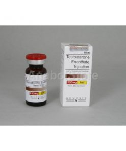 Testosterone Enanthate, Testoviron, 10ml, 250mg/ml Genesis