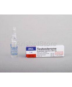 Testosterone Enanthate (Germany), Testoviron, 250mg/amp
