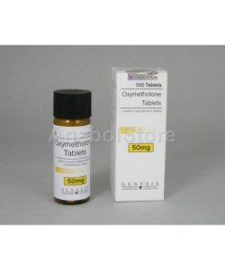Anapolon 50, Androlic, Oxymetholone, Oxydrol, Anadrol, 100x50mg Genesis