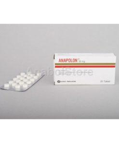 Anapolon 50, Androlic, Oxymetholone, Oxydrol, Anadrol, 20x50mg Turkey