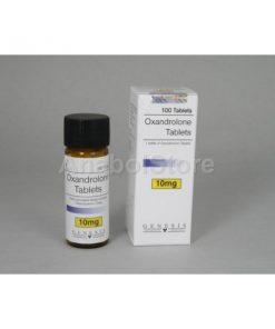 Anavar, Oxandrolone, 100x10mg Genesis