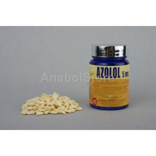 Winstrol, Azolol, Stanozolol, 400x5mg TBD