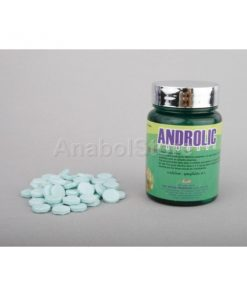 Anapolon 50, Androlic, Oxymetholone, Oxydrol, Anadrol, 100x50mg The British Dispensary