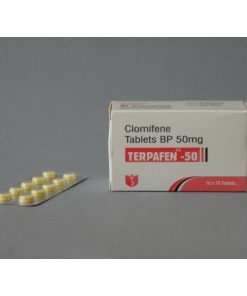 Clomid, Clomiphene Citrate, Clomid, Ovinum 20x50mg Terpafen