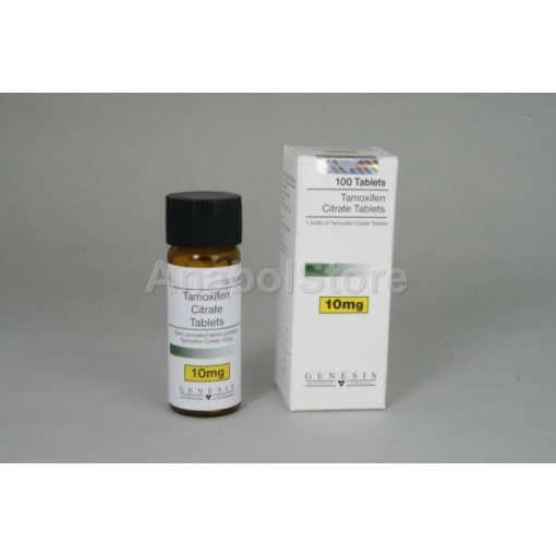 Nolvadex, Tamoxifen Citrate, 100x10mg Genesis