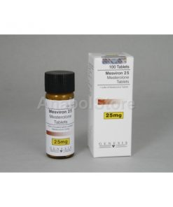 Proviron, Mesviron, Mesterolone, 100x25mg Genesis