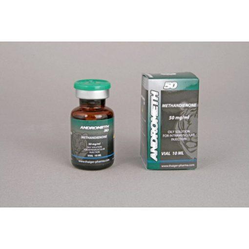 Andrometh 50, Methandienone, Dianabol, D-Bold, 10ml, 50mg/ml ThaiGer