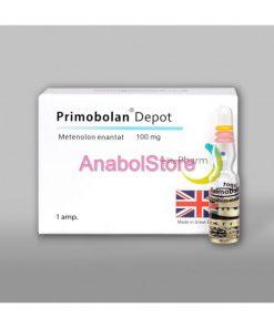 Primobolan, Primobol, Methenolone ENANTHATE 1ml, 100mg ElitePharm