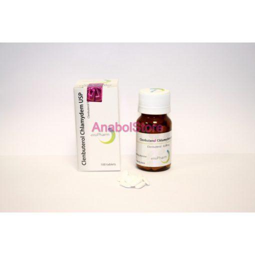 Clenbuterol hydrochloride, Ventipulmin 100x40mcg ElitePharm