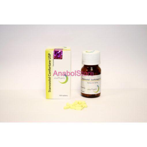 Stanozolol, Winstrol, 100x10mg ElitePharm